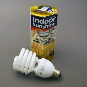 30 Watt Sunshine CFL Bulb